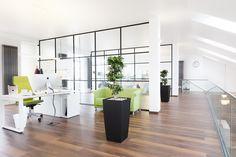 #Office interior design inspiration - dieTaikonauten office, Berlin