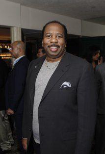 Leslie David Baker (Stanley Hudson)