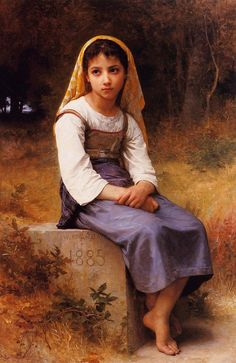 Adolphe-William Bouguereau gallery masterpiece oil painting reproduction
