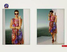 Beautifully designed indo-western Georgette Kurti digitally Printed Multi colored. Available in sizes from S to XL