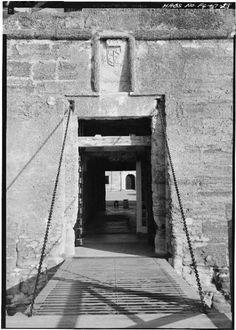 Castillo de San Marcos St. Augustine Florida http://www.drbronsontours.com/bronsoncastillo.html#
