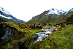 Salkantay Trail to Machu Picchu, Peru | Photo: Justin Bailie