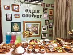 MAKATI FOOD TRIP: Calle Gourmet (Price, hours and how to get there) - It's More Fun With Juan Around The World Food, Around The Worlds, Makati City, Food Trip, Gallery Wall, Fun, Instagram, Gourmet, Food Travel