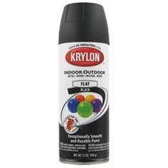 krylon indoor outdoor spray paint is a premium fast dry spray paint. Black Bedroom Furniture Sets. Home Design Ideas