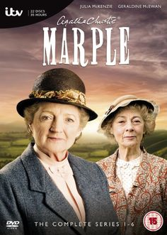 Geraldine McEwan and Julia McKenzie in Agatha Christie's Marple (2004)