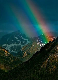 ~~mountain rainbow ~ Bavaria by Harald Mieling~~