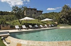 Castellina in Chianti, Tuscany: Sleeps up to 22  Quoted in Euro (above)    Excellent idea for Family Reunions, Groups of friends or Destination Weddings in Italy - you can also have ...
