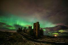 Slains Castle 3/6/16, N.E. Scotland