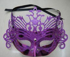 mascara pro booth de fotos http://www.cherlaan.com/glittered-masquerade-mask---5-colours-1074-p.asp