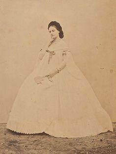 La Comtesse de Castiglione, photographed by Pierre-Louis Pierson, 1860s.