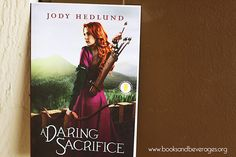 Do you know teen readers or folks who love YA? This releases in two weeks!!! Pre-ordering is the best you know :)  http://booksandbeverages.org/2016/02/16/a-daring-sacrifice-by-jody-hedlund-book-review/  #books #amreading #bookblog
