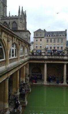 The Roman Baths #Bath
