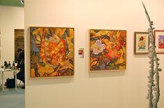 Partecipazione a : ARTE Piacenza - Fiera d'arte -24 - 26 novembre 2012. Galleria l'Artista - Lendinara - Ro