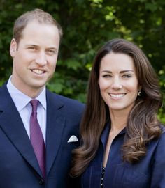 Their Royal Highnesses, The Duke and Duchess of Cambridge
