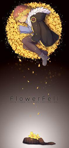 Flowerfell by 2k820215