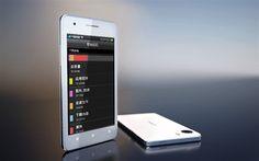 Oppo Finder modeli için beyaz renk seçeneği geliyor.