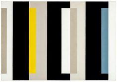 "John McLaughlin, Untitled. 1955. 42""x60""."