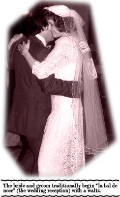 Cajun Wedding Traditions