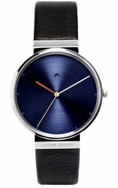 Jacob Jensen Dimension horloge 841 - Horloges.nl