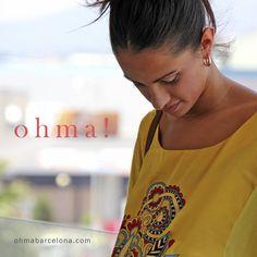 www.ohmabarcelona.com Camiseta mandala: Ahora 19.95€ #ropaparaembarazadas #ropapremama #modapremama #embarazo #embarazada #pregnatncy #pregnant #maternitywear #maternitystyle #ohmabarcelona #rebajas #sales