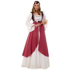 Disfraz de Clarisa medieval                                                                                                                                                                                 Más