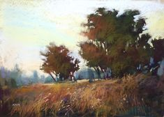 Painting My World: Choosing Good Colors for Distant Trees