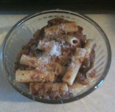 """Braised Oxtails With Rigatoni (Coda Di Bue Brasata) from Food.com: Adapted from a recipe by Lidia Bastianich on her TV series """"Lidia's Italian-American Table""""."""