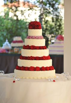 Torta Nuziale - Wedding Cake by buccellaassociati, via Flickr