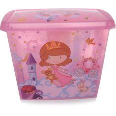 Caixa decoração Baby Princess