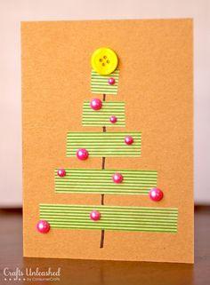 Easy-to-make Christmas cards