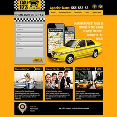 Creative web design services.
