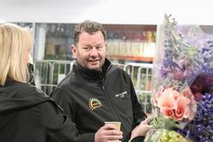Graeme of Zest flowers at the New Covent Garden Market, April New Covent Garden Market, New Market, News Sites, Flower Market, New Chapter, Love Flowers, Winter Jackets, Brand New, Marketing