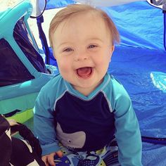 2-Year-Old Alabama Boy with Down Syndrome Recites Alphabet in Heartwarming Clip: 'He's Always So Happy,' His Mom Says http://www.people.com/article/cute-toddler-recites-ABCs-in-heartwarming-video