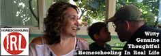 HomeschoolingIRL podcast brings humor, encouragement, and a no-holds-barred approach to topics that tend to divide and distract home educators from the gospel.