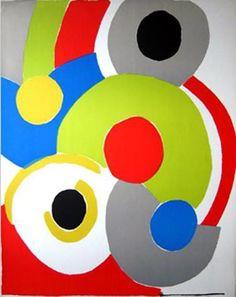 Composition - Sonia Delaunay