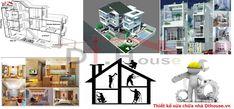 Thiết Kế Sửa Chữa Nhà làm mới không gian, giúp bạn có một căn nhà mới, hoàn hảo, nghệ thuật, với những điểm nhấn ấn tượng, sắp xếp bày trí nội thất sinh động, phù hợp phong thủy của gia chủ.