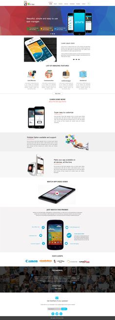 Sell365's Mobile App Template. One of the best Website Builder in India. Design and customize your own website with our free website templates.