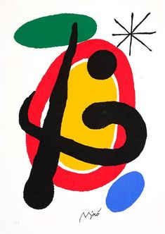 120-Turhan Nacar-JOAN MIRO FERRA...(1893 - 1983) ________________________________________________ Famous Abstract Artists, Famous Artists Paintings, Modern Art Paintings, Abstract Paintings, Magritte Paintings, Joan Miro Paintings, Wassily Kandinsky, Joan Miro Pinturas, Paul Klee Art