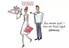 Flechazo - Untranslatable Words - Vashi