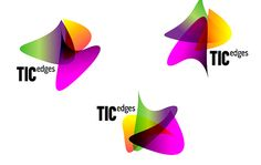 Generative logo for TIC.edges by Crystal Campbell, via Flickr