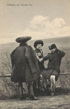 Pavol Socháň: Chlapci v Istebnom 1895–1913, Slovakia