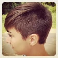 short side shaved hair - Google Search