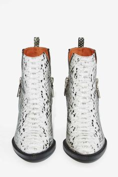 Jeffrey Campbell Boone Leather Boots