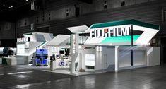 "ITEM in JRC 2014 ""FUJIFILM"" booth   Designcafe™ 空間設計・店舗設計・展示会デザイン 東京"