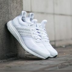 low priced b3376 bbc64 adidas Ultra Boost ST Glow M White
