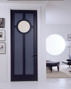 TruStile's Art Deco series is a dramatic and stylishly sophisticated door collection. These doors combine modern European design ideas introduced in France w. Custom Interior Doors, Pine Interior Doors, Interior Shutters, Interior Design, Art Nouveau, Architecture Restaurant, Modern Architecture, Internal Wooden Doors, Art Deco Door