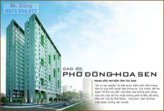 Nhà đất trả góp | Căn hộ chung cư giá rẻ: Pho Dong Hoa Sen - Can ho cao cap quan 9