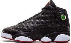 best service f0ee0 6f0c9 Air Jordan 13 Retro Black Varsity Red  Playoffs