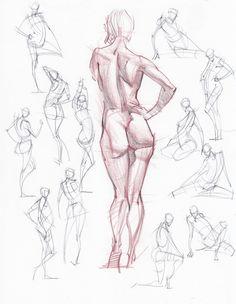 costruzione corpo femminile