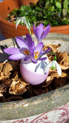 Deko selber machen - 50 Osterdeko Ideen mit Ostereiern und feinen Touches